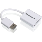 Iogear Displayport To Vga Adapter Cable - Displayport/Vga For Video Device, Tv, Monitor, Projector,