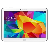 "Samsung Galaxy Tab 4 Sm-t530 Tablet - 10.1"" - 1.50 Gb Quad-core (4 Core) 1.20 Ghz - 16 Gb - Android 4.4 Kitkat - 1280 X 800 - White - 16:10 Aspect Ratio - Wireless Lan - Bluetooth - Gps - Front Camera/webcam - 3 Megapixel Rear Camera Sm-t530nzwaxar"
