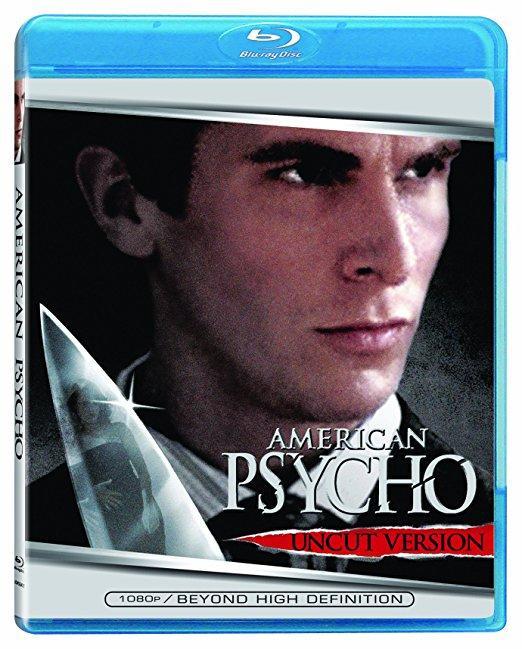 Christian Bale & Justin Theroux & Mary Harron-American Psycho