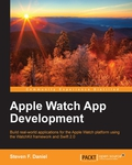 Build real-world applications for the Apple Watch platform using the WatchKit framework and Swift 2.0About This Book• Find out how to download and install the Xcode development tools before learning about Xcode playgrounds and the Swift programming language• Discover everything you need to know about the WatchKit platform architecture, its classes, as well its limitations• This book introduces you to the very latest mobile platform with hands-on instructions so you can build your very own Apple Watch appsWho This Book Is ForThis book is for developers who are interested in creating amazing apps for the Apple Watch platform