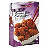 Innovasian Cuisine Family Style General Tsos Chicken Breast 18 Oz Pack Of 2