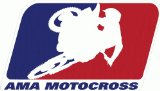 AMA Motocross Racing Bumper Sticker 5