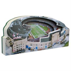 Cleveland Browns - Cleveland Municipal Stadium Replica w - Display Case