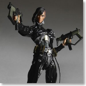 Deus Ex: Human Revolution Play Arts Kai Figure: Yelena Federova 23 cm
