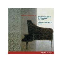 Dmitri Shostakovich - 24 Preludes And Fugues For Piano (Jailbert)