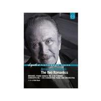 Brahms, Arrau: The Two Romantics (Music CD)