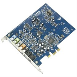 Creative X-Fi PCI Express Sound Blaster Xtreme Audio Sound Card PCI Express - 24 bit