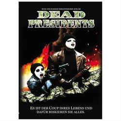 Dead Presidents Poster Movie German 27 x 40 In - 69cm x 102cm Larenz Tate Keith David Chris Tucker Freddy Rodriguez N'Bushe Wright Bokeem Woodbine