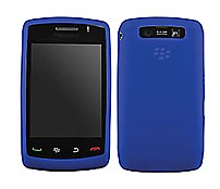 Research In Motion Cbla9550sc04 Gel Skin For Blackberry Storm 2 9520, 9550 - Blue