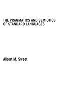 "Sweet describes the pragmatic foundations of standard logic and applies these foundations to the task of developing a theory of intended models as an extension of standard model theory in which the relevant ""intending"" is represented pragmatically"