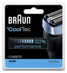 Braun 40b Braun Cooltec Shaver With Cleaning System