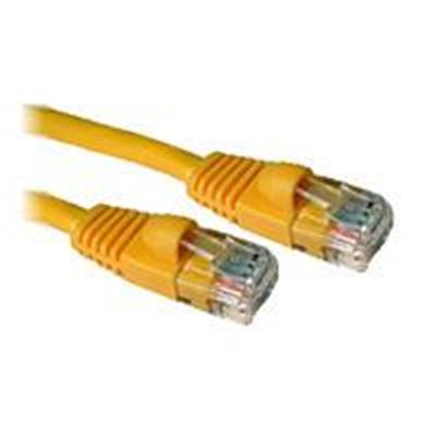 Cat5E 350 MHz Snagless Patch Cable - patch cable - 1 ft