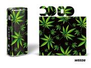 Designer Decal For Eleaf Istick 20w Vape - Weeds