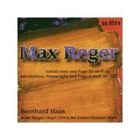 MAX REGER - Organ Works (Haas)