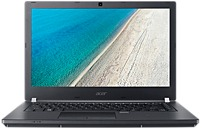 Acer Travel Mate P4 Nx.vdkaa.010 Tmp449-m-7407 Laptop Pc - Intel Core I7-6500u 2.5 Ghz Dual-core Processor - 8 Gb Ddr4 Ram - 256 Gb Solid State Drive - 14.0-inch Display - Windows 7 Professional/windows 10 Pro Downgrade 64-bit - Black