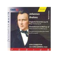 Johannes Brahms - Tragic Overture Op. 81 (Garben, Zilberstein)