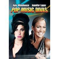 Pop Music Divas - Amy Winehouse And Jennifer Lopez