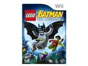 Lego Batman Wii Game