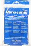 """Panasonic MC-V155M, The Panasonic MC-V155M Microfiltration Vacuum Bags fits all panasonic upright models"