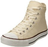 Converse Unisex Chuck Taylor All Star Classic High Top Shoes - Optical White, Optical White, M10/W12