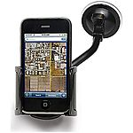 Scosche Iph3g Window And Vent Mount For The New Iphones, Ipods And Assorted Smartphones.