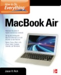 How To Do Everything Macbook Air