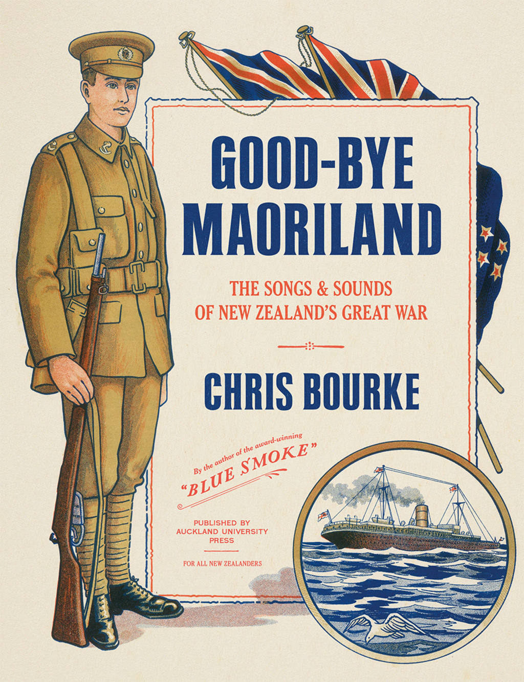 Good-bye Maoriland (ebook)