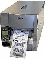 CITIZEN CL S700DT E Direct Thermal Barcode Label Printer   Monochrome   USB   Grey