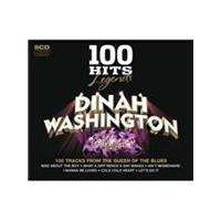 Dinah Washington - 100 Hits Legends (Dinah Washington) (Music CD)
