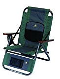 GCI Outdoor Wilderness Recliner, Hunter