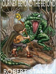 Journey Beyond the Beyond: Ruin Mist: Magic Lands Series, Book 1