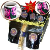 cgb_61274_1 Jos Fauxtographee Realistic - A Man and woman on a bus billboard in Las Vegas, Nevada on the strip - Coffee Gift Baskets - Coffee Gift Basket