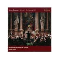Anton Bruckner: Sinfonie 3 - Erstfassung 1763 (Music CD)