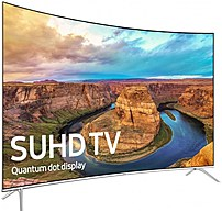 Samsung Un65ks8500 65-inch Class 4k Suhd Smart Curved Led Tv - 3840 X 2160 - 240 Mr - Hdmi, Usb