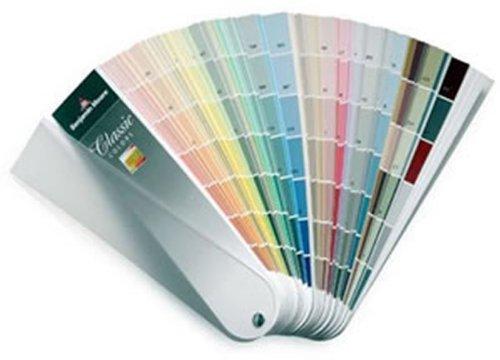 Benjamin Moore Classic Color Collection Fan Deck - M5900010