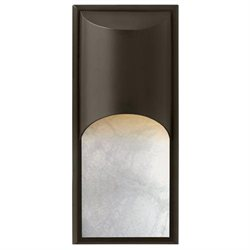 Hinkley Cascade Bronze Outdoor Wall Sconce
