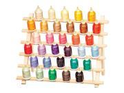 June Tailor Jt680 Cone Thread Rack-holds 33 Cones