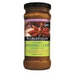 World Foods Rendang Curry Sauce