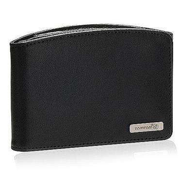 Tomtom 9uua.052.05 Universal Leather Carry Case 4.3 & 5.0