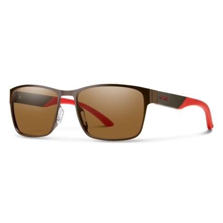 Contra Sunglasses - Chromapop(r) Polarized Lenses (for Men)