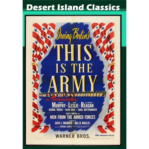 This Is The Army Dvd Movie 1943