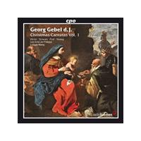 Georg Gebel d.J.: Christmas Cantatas, Vol. 1 (Music CD)