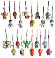 Tokidoki Marvel Frenzies Zipper Pull (1 Random Figure)