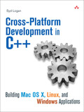 Cross-Platform Development in C   is the definitive guide to developing portable C/C   application code that will run natively on Windows, Macintosh, and Linux/Unix platforms without compromising functionality, usability, or quality