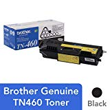 Brother TN-460 DCP-1200 1400 FAX-4750 5750 8350 HL-1030 P2500 MFC-8300 8500 Toner Cartridge (Black) in Retail Packaging