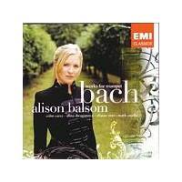 Johann Sebastian Bach - Trumpet And Organ (Balsom) (Music CD)