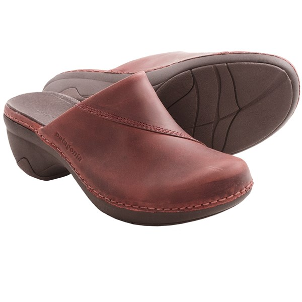Patagonia Better Clog Slide Clogs - Open Back, Recycled Materials (For Women)