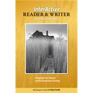 Mcdougal Littell Literature : The Interactive Reader And Writer For Critical Analysis W/ Added Value American Literature
