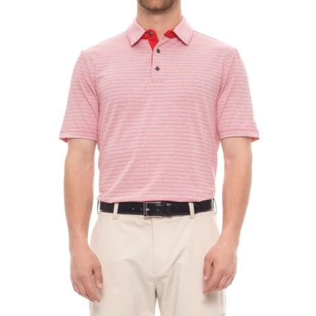 Ravines Golf Polo Shirt - Upf 20 , Short Sleeve (for Men)