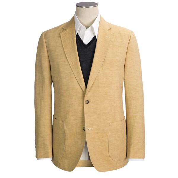Kroon Garment-Washed Sport Coat - Cotton-Linen (For Men)